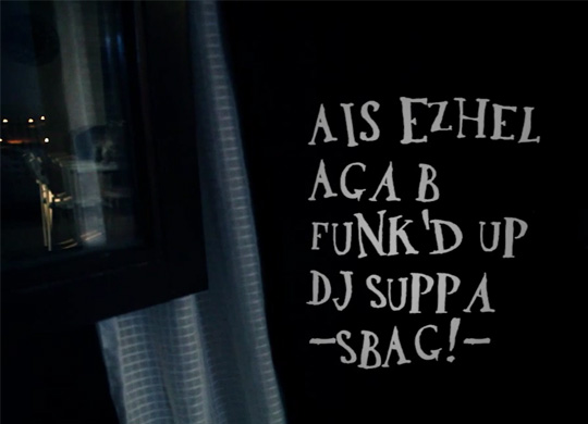 Ais Ezhel & Aga B & Funk'd Up & Dj Suppa – SBAG