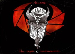 Allame – The Night Instrumentals