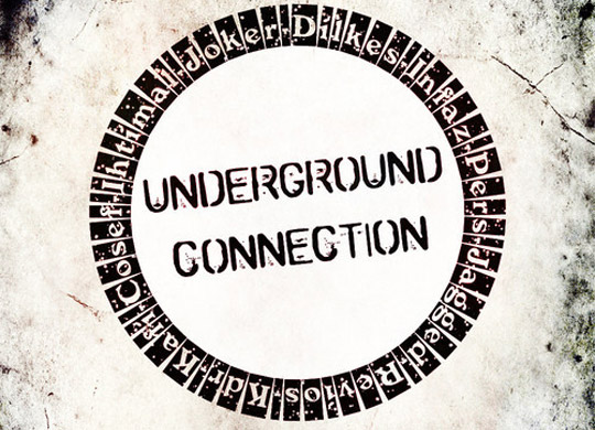 Dilkeş, İnfaz, Pers, Jagged, Revios, Kdr, Kafi, Cosef, İhtimal, Joker – Underground Connection